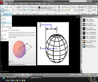 Autocad 3d Solids Sphere Torus