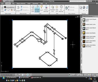 Modelación en autocad 3d  las polilíneas y las splines