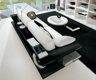 sofa-negro-diseño-decoracion-mueble