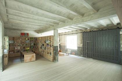 Arquitectura en tiempo de crisis oficina con muebles - Muebles naranjo ingenio ...