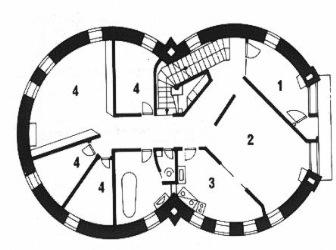 plano-Casa-Melnikov-moscu