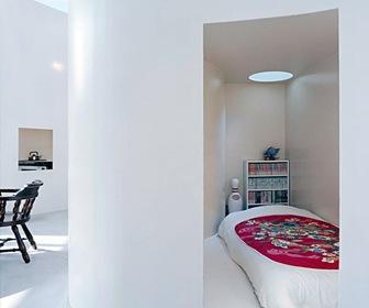 HABITACIONES Clover House, Nishinomiya, Hyogo - Japón Katsuhiro Miyamoto & Associates