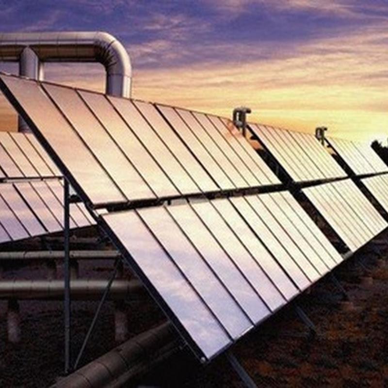 """Energía solar - """"Paneles y células solares"""""""