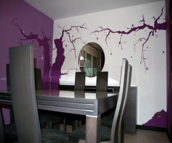 Casas cocinas mueble pinturas para decoracion for Decoracion de interiores pintura