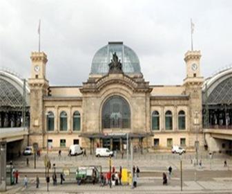 Dresden Hauptbahnhof reconstruction