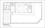 Plano-casa-moderna-primer-nivel-arquitectura-contemporanea
