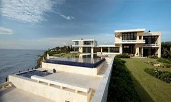 Hermosa casa en la playa muebles de cocina decoracion - Muebles para apartamentos de playa ...