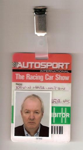 Autosport International, the racing car show, at the NEC, Birmingham, UK