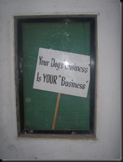 Dogs Business Your Business