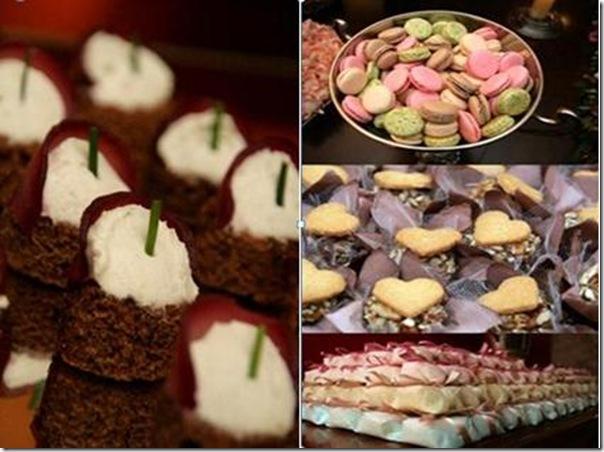 5 doces e bem casados