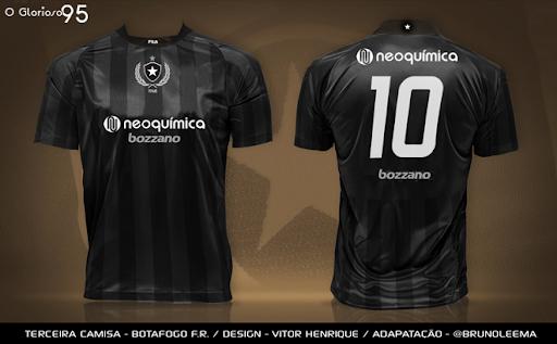Camisa 3 Botafogo