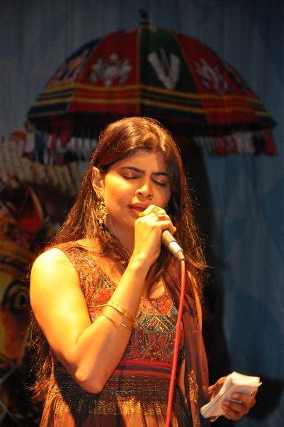 singer chinmayee chinmayi cute stills