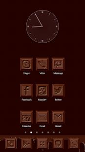 Chocolate Icon Pack- screenshot thumbnail