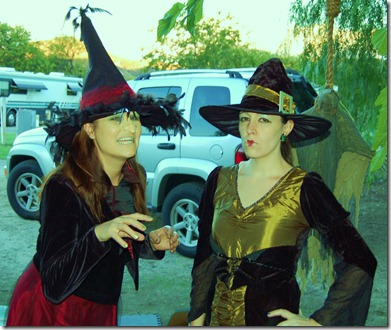 Witches camping 2010