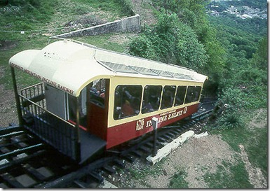 Lookout Mountain Cog railway