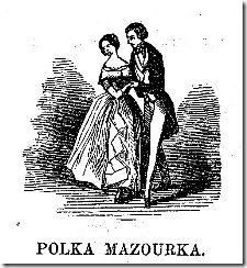 polka mazourka