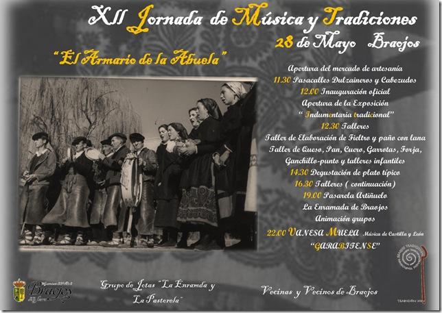 XII Jornada de Música y tradiciones de Braojos