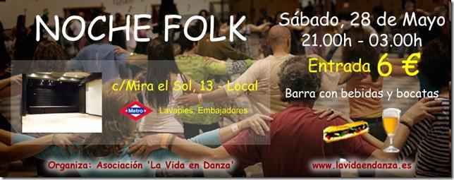 Noche Folk 28 mayo 2011