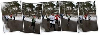 Florijnwinterloop 2010 weergegeven