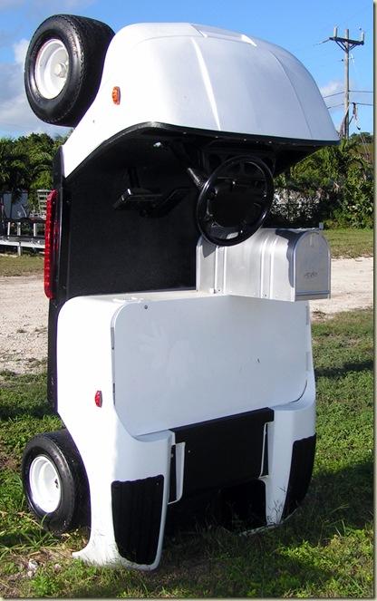 Mailbox Mon Cart