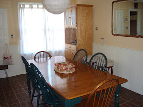 Another view of the Kitchen table