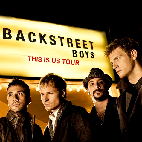 Backstreet Boys This is us tour