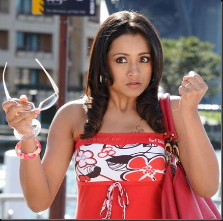  Trisha angry over drug scandal rumour