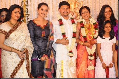 Swetha Mohan Ashwin Wedding Reception Photos2