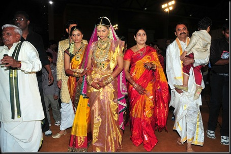 Allu Arjun Sneha Reddy wedding stills10