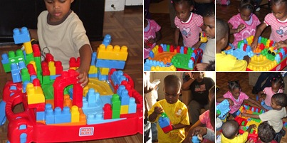 View MommyParties sponsored by MegaBloks