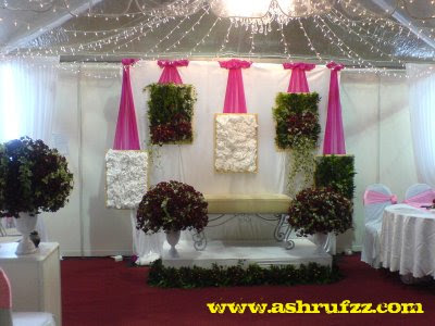 A Really Nice Wedding Stage