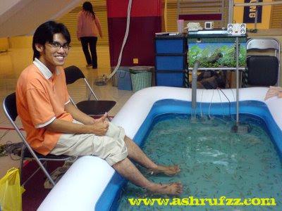 Tickling Fish Spa