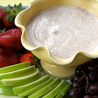 Honey Yogurt Dip