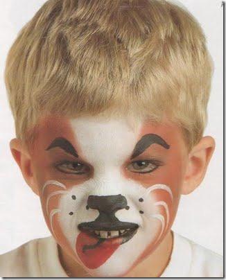 perro-con-la-cara-blanca-maquillaje