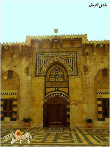 الجامع الأموي الكبير في حلب .. تأريخ وحاضر 1604.jpg