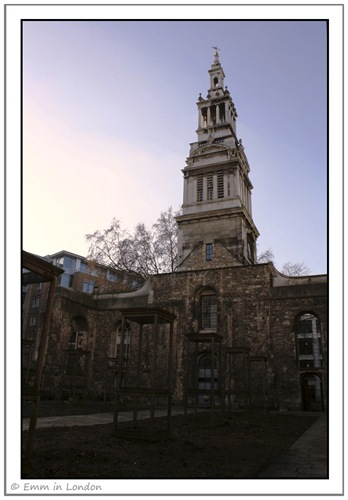 Christ Church Greyfriars