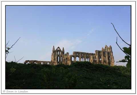 The Ruins of Whitby Abbey (1)