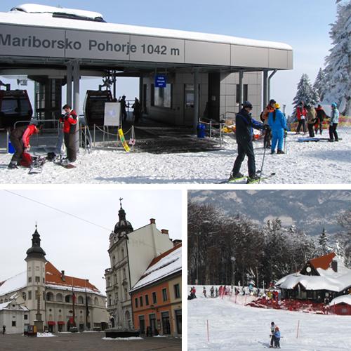 Maribor Pohorje