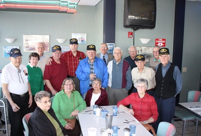 Rochester Armed Guard 21st Anniversary Lunch