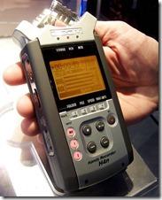 2009-NAMM-Zoom-H4n