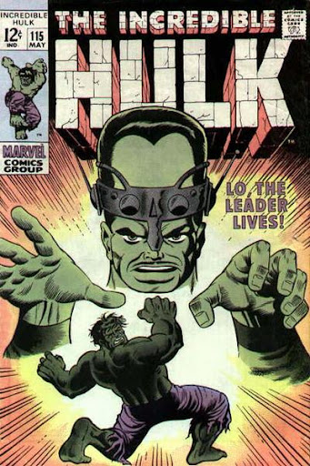 Incredible Hulk #115, the Leader returns