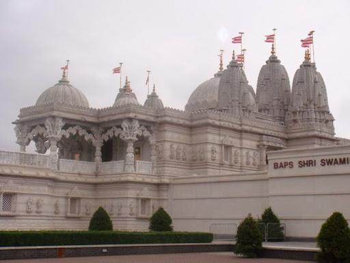 Templo Hindu em Neasden