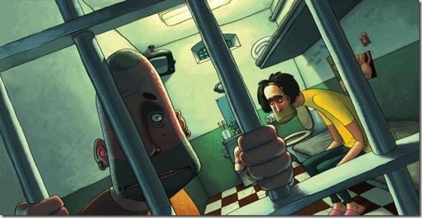 Ilustrações por Denis Zilber (10)
