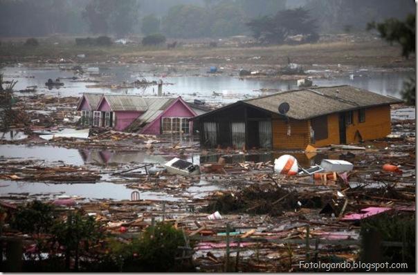 Fotos do Devastador terremoto no Chile (19)