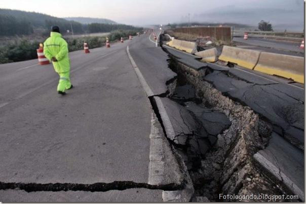 Fotos do Devastador terremoto no Chile (21)