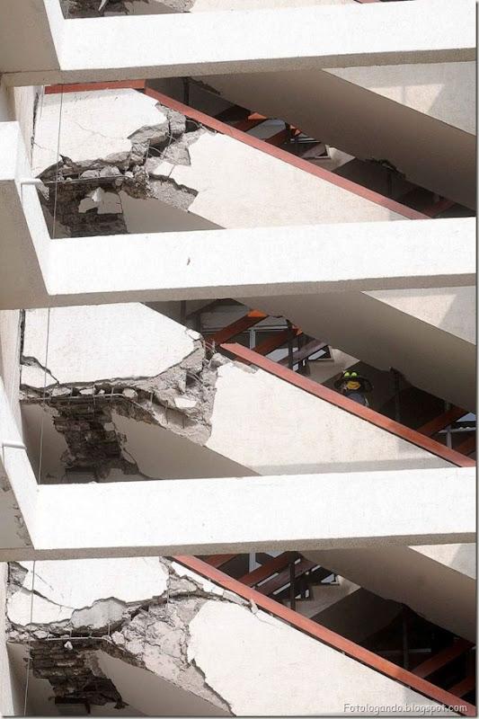 Fotos do Devastador terremoto no Chile (5)