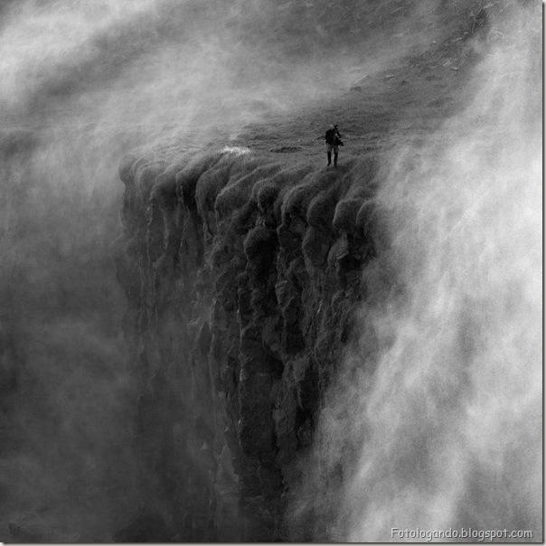 Fotos artísticas em preto e branco
