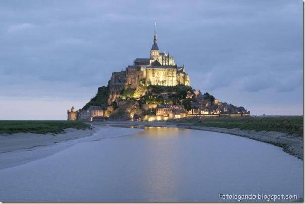 Mont Saint Michel, a cidade no meio do mar (12)