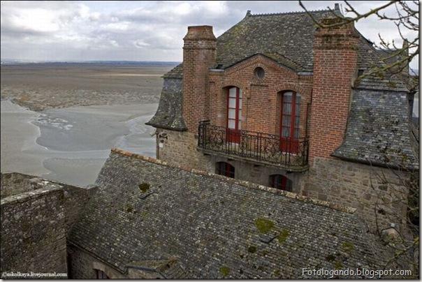 Mont Saint Michel, a cidade no meio do mar (1)