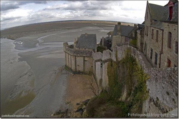 Mont Saint Michel, a cidade no meio do mar (2)